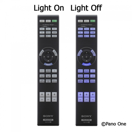 Sony_Projector_Remote